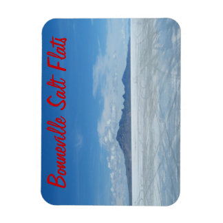 Bonneville Salt Flats Rectangular Photo Magnet