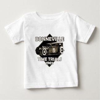 Bonneville Time Trials-1965 Baby T-Shirt