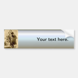 Bonnie and Clyde - The Barrow Gang Bumper Stickers
