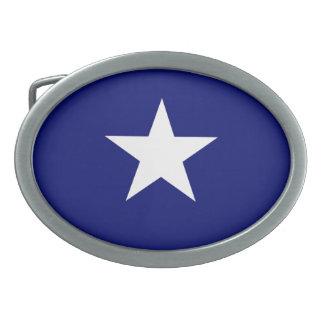 Bonnie Blue Flag Belt Buckle