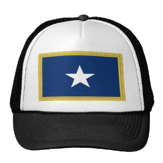 Bonnie Blue Flag First Texas Cofederate Volunteers Trucker Hats