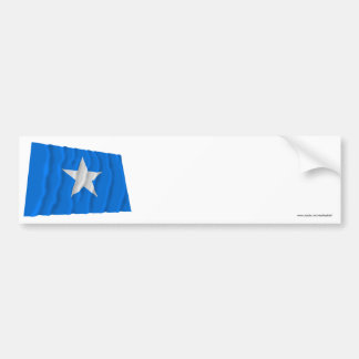 Bonnie Blue Flag / West Florida Republic Flag Bumper Sticker
