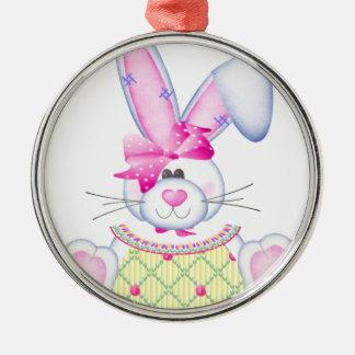 Bonnie Bunny Christmas Ornament