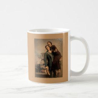Bonnie & Clyde Basic White Mug