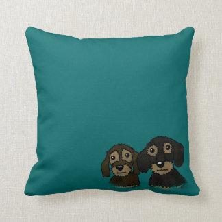 Bonnie & Clyde Cushion