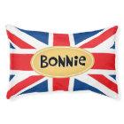 Bonnie Personalised Brit Pet Bed