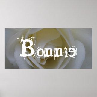 Bonnie Posters