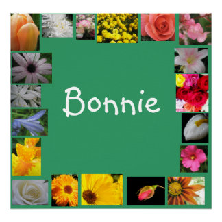 Bonnie Print