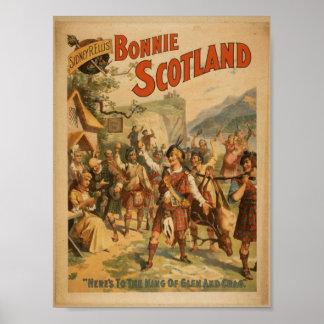 Bonnie Scotland Posters