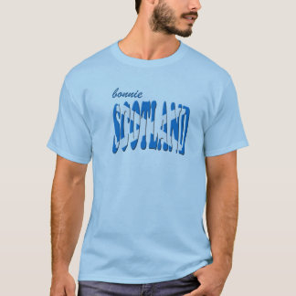 Bonnie Scotland T Shirt