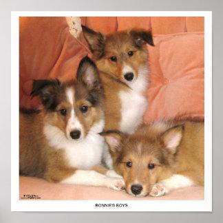 Bonnie's Boys Posters