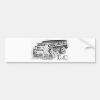 Bonny n Clyde Bumper Sticker