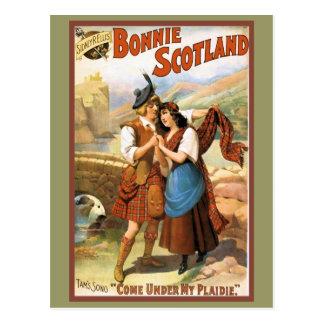 Bonny Scotland Postcard