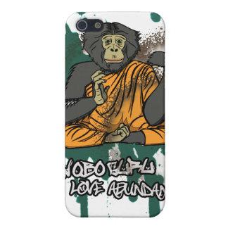 Bonobo Guru iPhone 5/5S Case