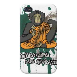 Bonobo Guru iPhone 4/4S Cover