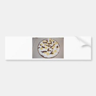 Bonoffi Pie Bumper Sticker