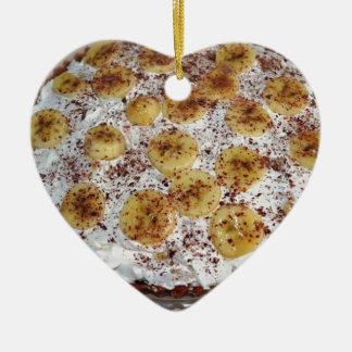 Bonoffi Pie Christmas Ornament