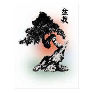 Bonsai 01 postcard