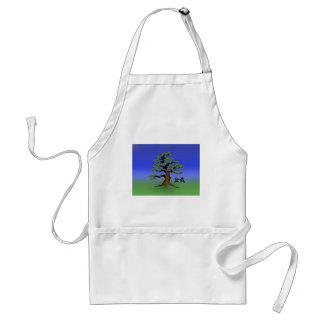 Bonsai 08 standard apron