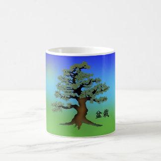 Bonsai 08 basic white mug