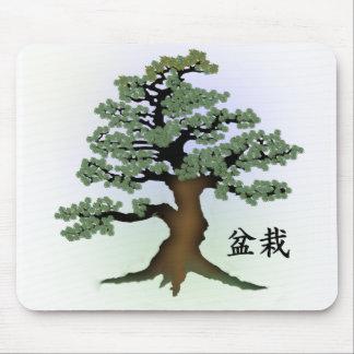 Bonsai 08 mouse pad