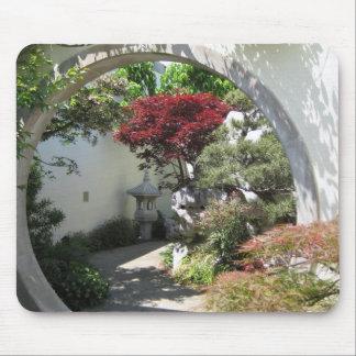 Bonsai Arch - National Arboretum, Washington D.C. Mouse Mat