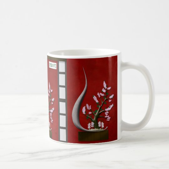 Bonsai Blossom Coffee Mug