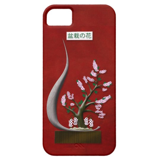 Bonsai Blossom iPhone 5 Cover
