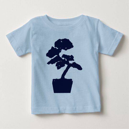 bonsai blue baby T-Shirt