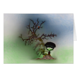 Bonsai Boy Cards