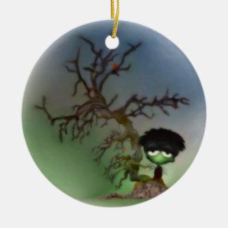 Bonsai Boy Christmas Ornament