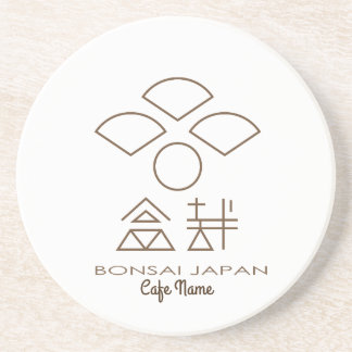 BONSAI by DBY Beverage Coasters