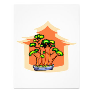 Bonsai Clump Graphic Image 1 Invite