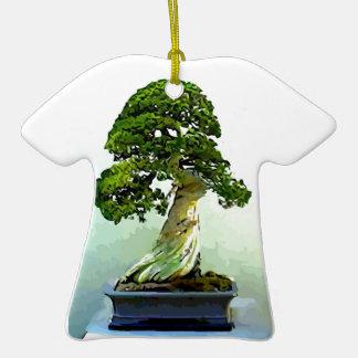 Bonsai Cypress Tree Christmas Ornament