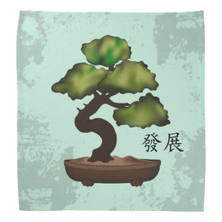 "Bonsai ""Growth"" Bandanas"