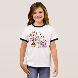 Bonsai Ringer T-Shirt