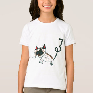 Bonsai Siamese Cat T-Shirt