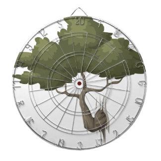 Bonsai Tree Dartboard