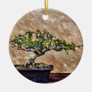 Bonsai Tree Ornament