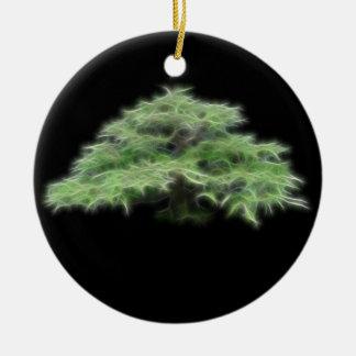 Bonsai Tree Green Plant Ornament