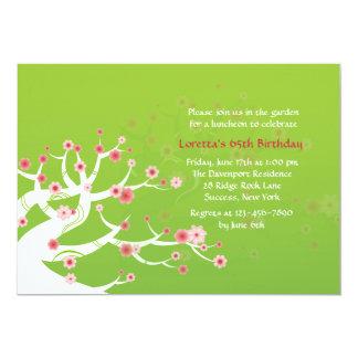 "Bonsai Tree Invitation 5"" X 7"" Invitation Card"