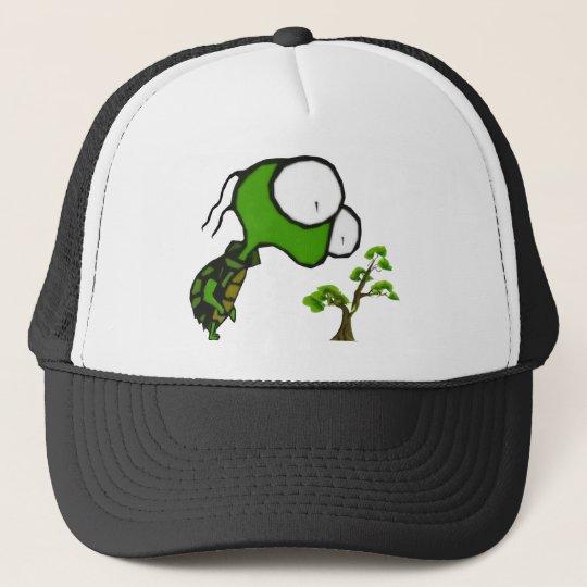 Bonsai Turtle Hat