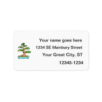 bonsai upright tree graphic green.png address label