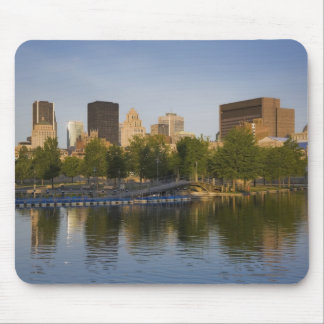 Bonsecours Basin In The Old Port Of Old Montreal Mouse Mat