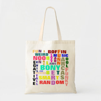 BONY thats meh Budget Tote Bag