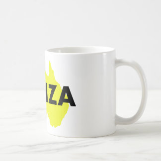 Bonza Basic White Mug