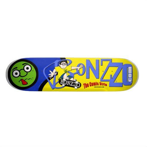 BONZZO The Comic Strip SkateBoard