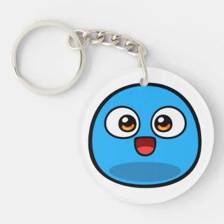 Boo Acrylic Keychain