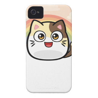 Boo as Cat Design Products iPhone 4 Covers