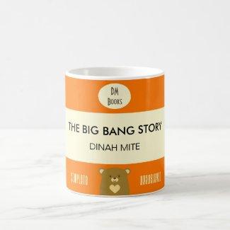 Boo Bear - Pumpkin Orange Coffee Mug